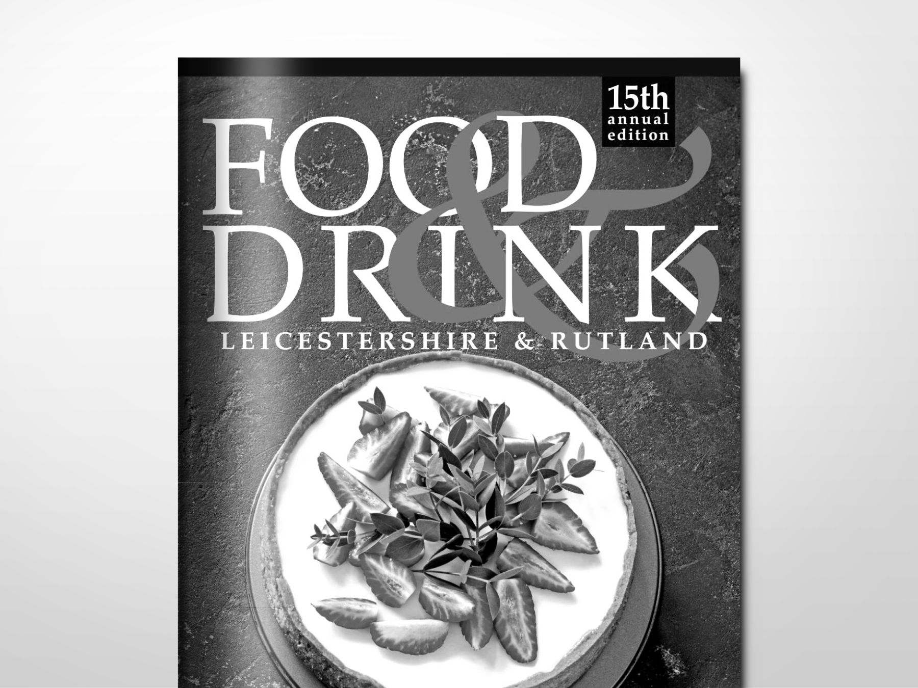 The latest copy of the Food and Drink Guide for Leicestershire and Rutland.